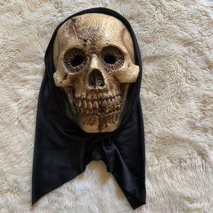 Skull Face Mask Halloween Costume